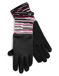 Champion Women's Space Dye Fleece Gloves