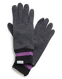Champion Authentic Women's Gloves with Ultra Plush Stripe Cuff