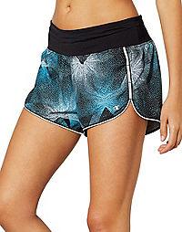 Champion Women's Marathon Printed Shorts