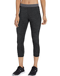 Champion Women's Everyday Print Capris