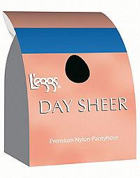 L'eggs Day Sheer Regular, Sheer Toe Pantyhose 4-Pack