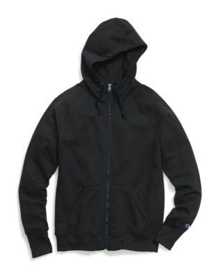 Champion Women's Plus Fleece Full Zip Hoodie