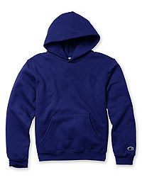 Champion Double Dry® Action Fleece Pullover Kids' Hoodie