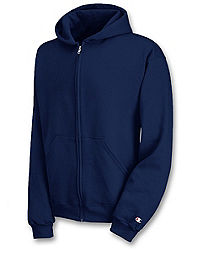 Champion Double Dry® Action Fleece Full-Zip Kids' Hoodie