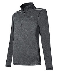 Champion Gear™ Women's Marathon 1/4 Zip Long-Sleeve Top