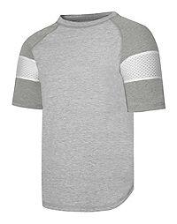 Hanes X-Temp® Boys' Raglan Short-Sleeve T-Shirt