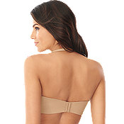 Lilyette by Bali Bra Strapless Tailored Minimizer Convertible Underwire Lily Fit