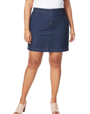 JMS Denim Skort