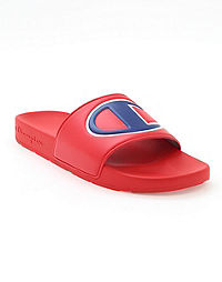 Champion Men's Slide Sandals, C Logo