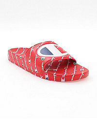 Champion Life® Youth Slide Sandals, Repeating Logo