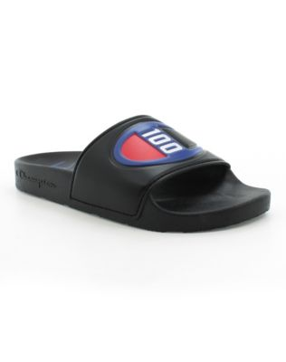 Champion Century Collection Kids' IPO Slides, Black