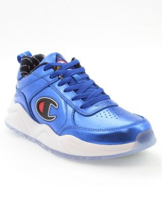 Champion Life® Men's 93Eighteen Blue Metallic Shoes
