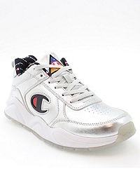 9b12451a6eb93 Champion Life® Men s 93Eighteen Silver Metallic Shoes