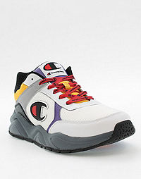 Champion Life® Men's 93Eighteen Block Silverstone Multi Shoes