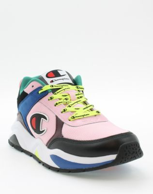 Champion Life® Men's 93Eighteen Block Pink Multi Shoes