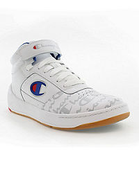 Champion Life™ Men's Super C Court Leather Shoes, White
