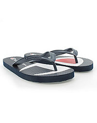 Champion Life™ Men's Flip Flops Split C Logo, Navy