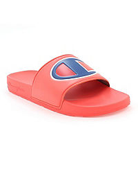 Champion Life™ Men's IPO Slides, Groovy Papaya