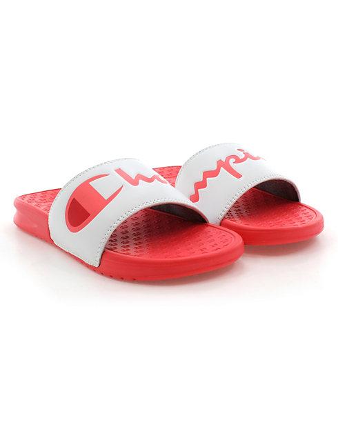 c76878d928800 Champion Life™ Women s Super Slides Split Script