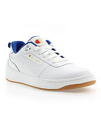 Champion Life™ Men's Super C Court Classic Leather Shoes, White