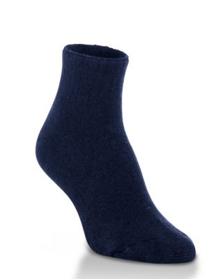 World's Softest® Men's Quarter Top Socks 1-Pair