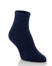 World's Softest® Men's Quarter Top Socks 1-Pair