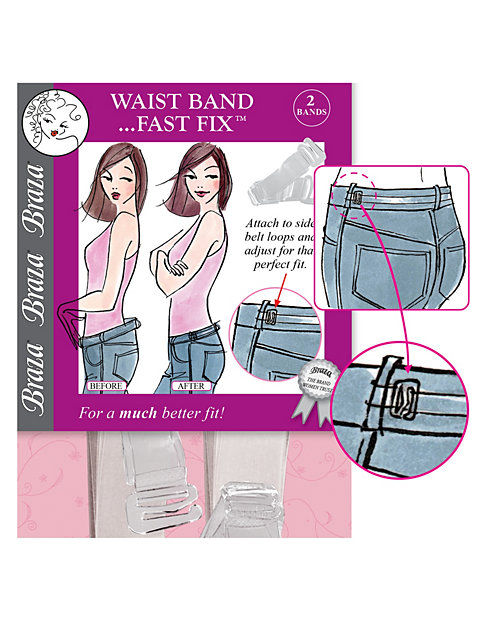 Braza Waist Band Fast Fix