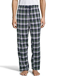 Hanes Men's Flannel Pants