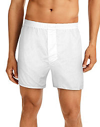 Hanes TAGLESS® Men's Full-Cut Boxers 4-Pack