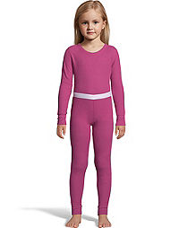 Hanes X-Temp™ Girls' Organic Cotton Thermal Set