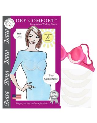 Braza Dry Comfort Perspiration Wicking Strips