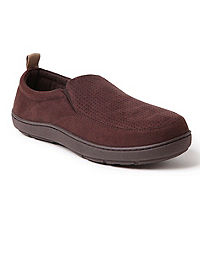 Men's Dearfoam Rugged Closed Back Clogs with Memory Foam
