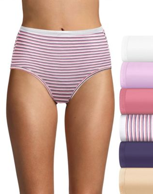 Hanes Ultimate™ Cotton Comfort Cool Dri® Brief 6-Pack (Includes 1 Free Bonus Brief)