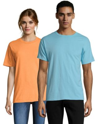 Hanes X-Temp® Crewneck Short-Sleeve T-Shirt