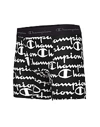 Champion Life™ Men's C Script Printed Boxer Brief 1-Pair