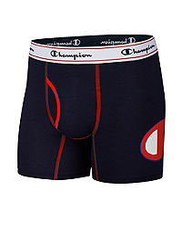 Champion Life® Men's C Logo Boxer Brief