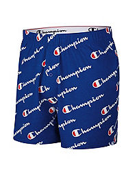 Champion Life® Men's C Script Knit Boxer 1-Pair