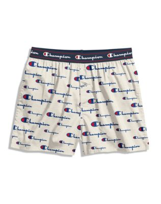 Champion Life™ Men's C Logo Stretch Woven Boxer 1-Pair