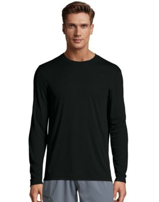 Hanes Sport™ Men's FreshIQ™ Cool DRI® Long Sleeve Tee