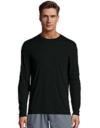 Hanes Sport™ Cool DRI® Men's Performance Long-Sleeve Tee
