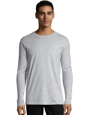 Hanes Nano-T® Men's Long-Sleeve Tee