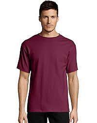 Hanes Men's TAGLESS® Short-Sleeve T-Shirt