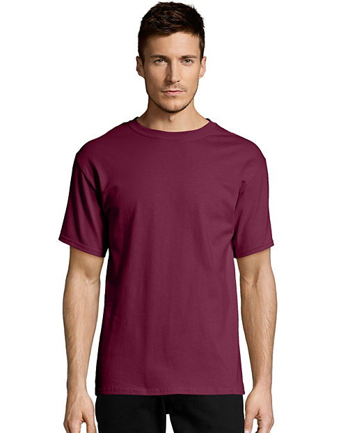 ba17b2e78 Hanes Men s TAGLESS® Short-Sleeve T-Shirt