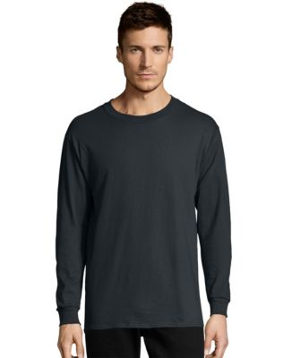Hanes Men's Comfortsoft® Long-Sleeve T-Shirt