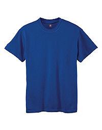 Hanes Boys'  ComfortSoft® Crewneck T-Shirt