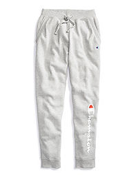 Champion Girls' Joggers, Vertical Logo