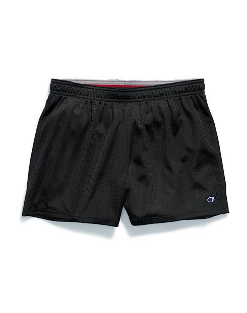 5fd1e0a3c618 Champion Women s Mesh Shorts