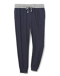 Hanes Women's Plus French Terry Jogger Dorm Pant