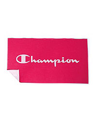 Champion Beach Towel, Script Logo