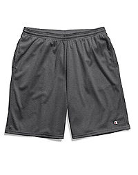 bbf43cb42b7c5 Champion Long Mesh Men s Shorts with Pockets